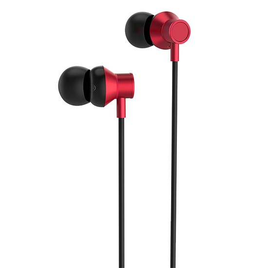 Hoco Exquisite Sporting Wireless Earphone ES13 red