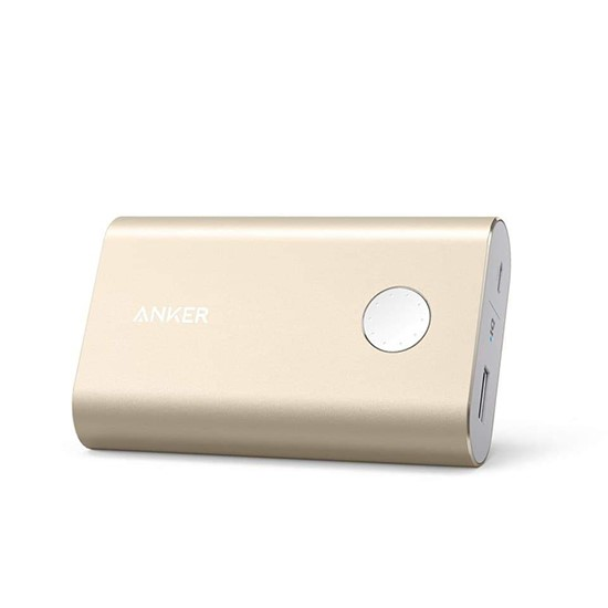 Anker PowerCore+ 10050mAh with Quick Charge 3.0 Golden