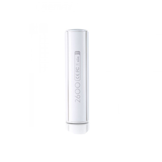 Remax 2600mah Jadore Power Bank RPL-33 white