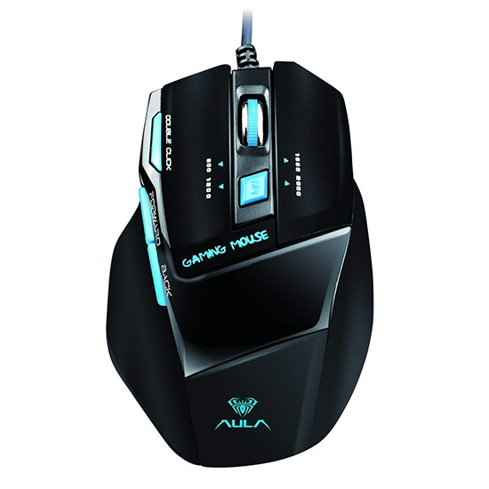 Изображение AULA Gaming Mouse Killing The Soul expert black