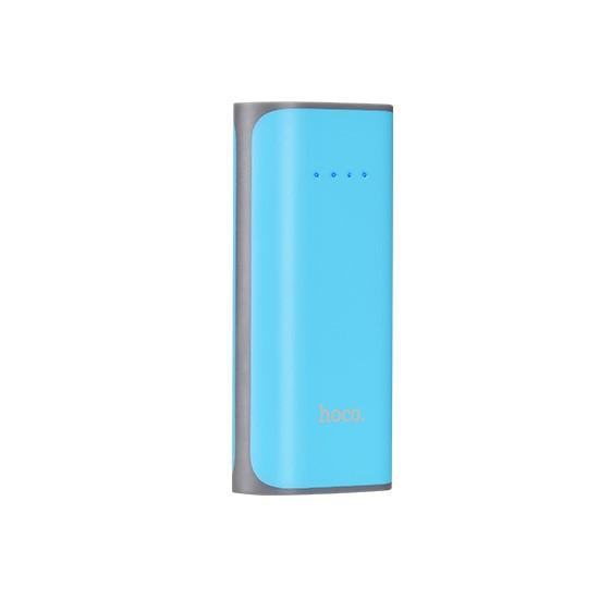 Hoco Power Bank 5200mAh Tiny Concave Pattern B21 blue