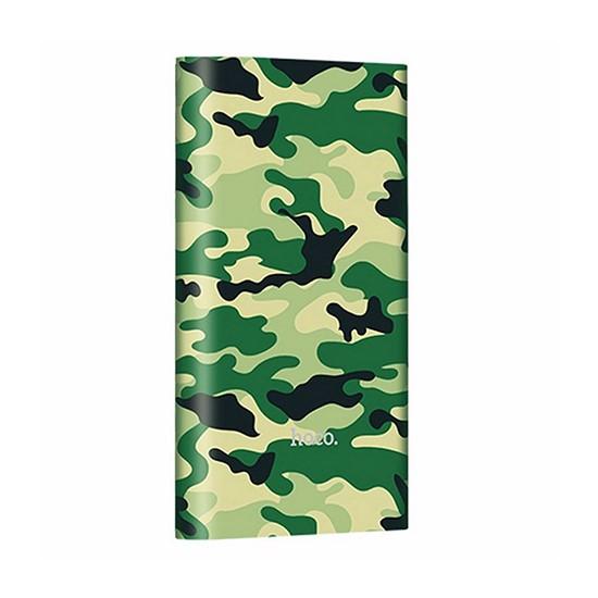 Hoco Power Bank 10000mAh Camouflage Series J9 green
