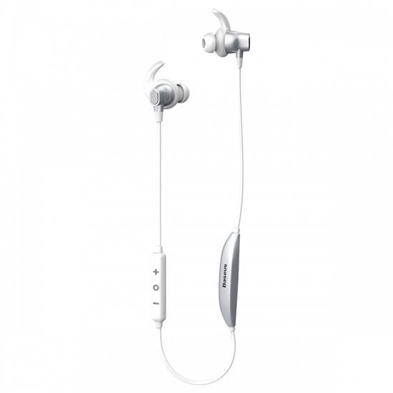 Изображение Baseus Encok Bluetooth Earphones S03 NGS03-02 white/silver