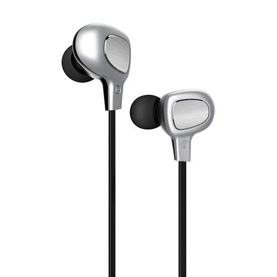 Baseus Wireless Earphones B15 NGB15-0S black/silver