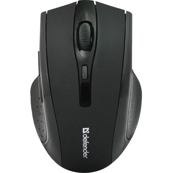 Defender Accura MM-665 black