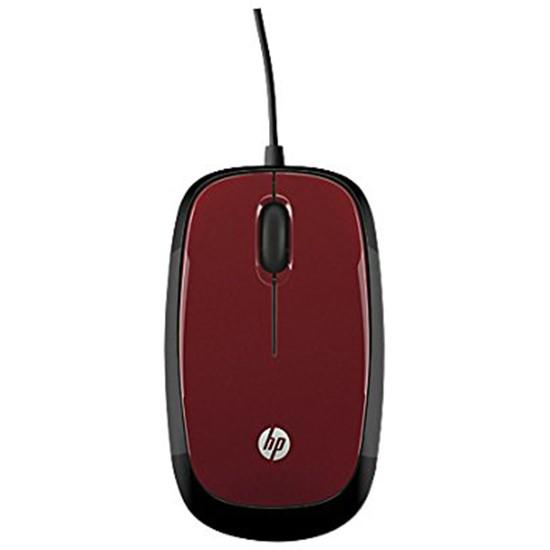 Изображение HP Mouse X1200 red