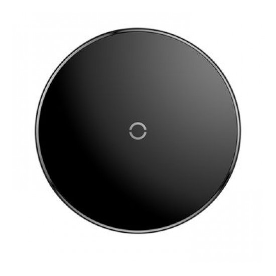 Baseus Simple Wireless Charger CCALL-JK01 black