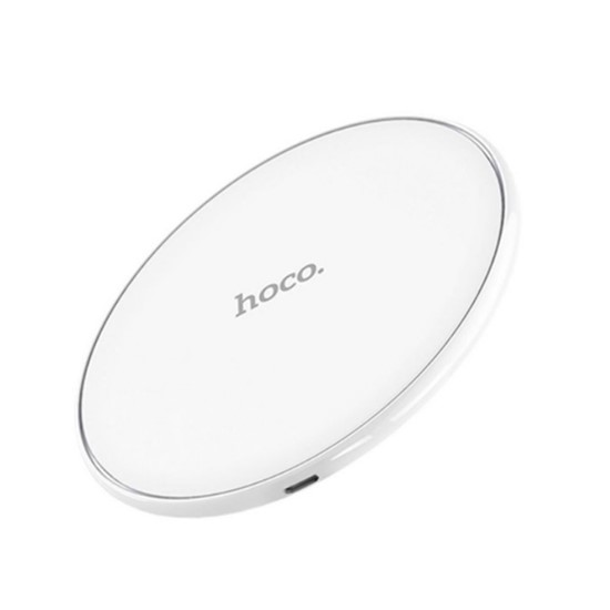 Изображение Hoco Fast Transmissiom Wireless Rapid Charger CW6 white