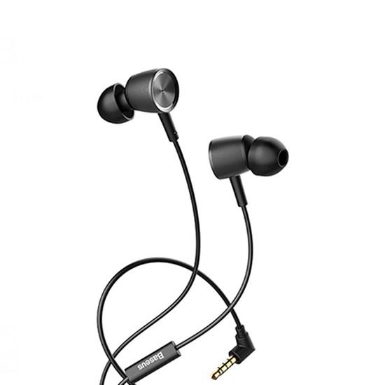 Baseus Encok Wire Earphone H07 NGH07-01 black