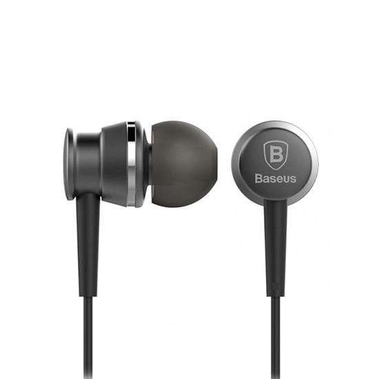 Baseus Lark Series Wired Earphones WEBASEEJ-LA0G grey