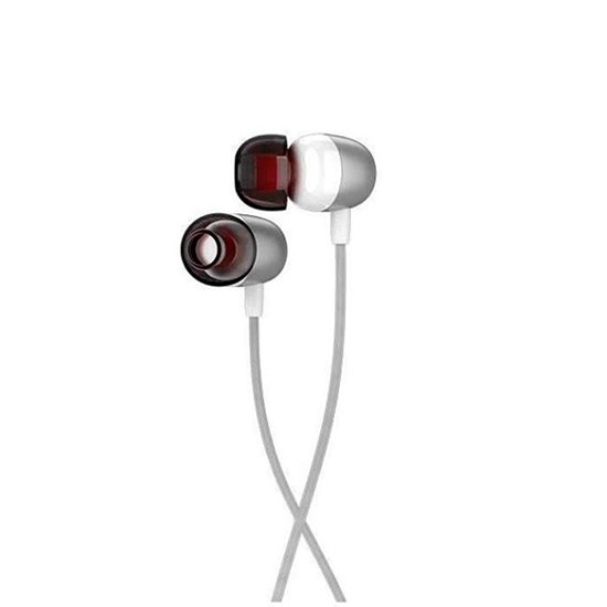 Hoco Delighted Sound Earphone with Mic M31 silver
