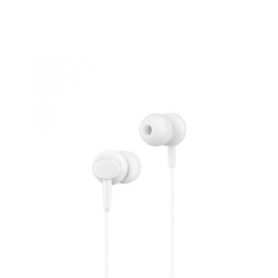 Hoco Initial Sound Universal Earphones With Mic M14 white