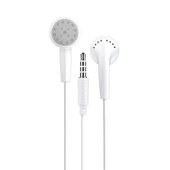 Изображение Hoco Unilateral Universal Earphones M17 white