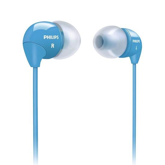 Philips In-Ear Headphones SHE3590 Blue