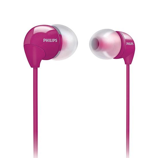 Philips In-Ear Headphones SHE3590 Pink