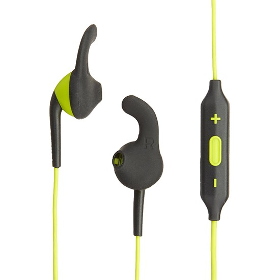 Philips Sports Headphones ActionFit SHQ2400CL green