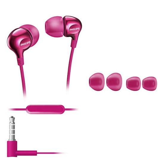 Изображение Philips Stereo Headphones MyJam SHE3550PK pink