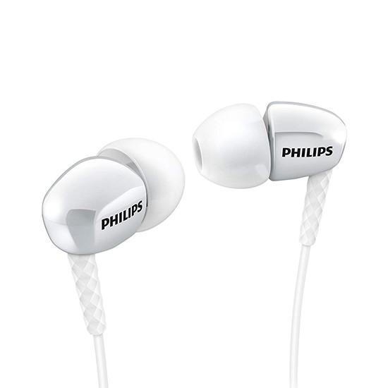 Изображение Philips Stereo Headphones Rich Bass SHE3900WT white