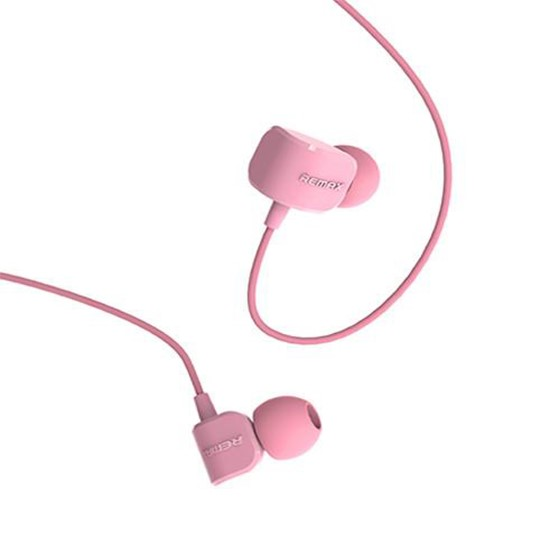 Изображение Remax Crazy Robot In-ear Earphones RM-502 pink