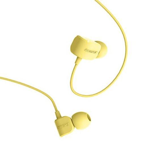 Remax Crazy Robot In-ear Earphones RM-502 yellow