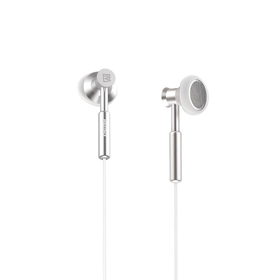 Remax Earphones RM-305M silver
