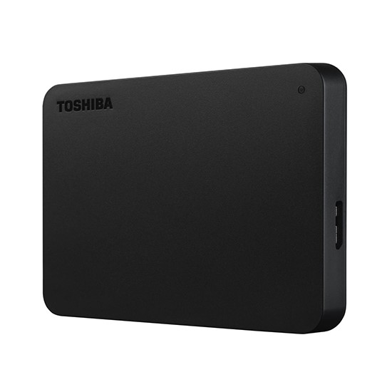 Toshiba HDD Canvio Basics 500GB