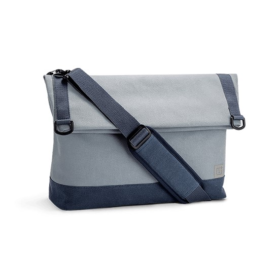 OnePlus Travel Messenger Bag grey