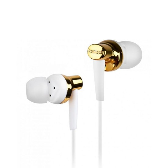 Изображение Remax Earphones RM-575 Pro gold