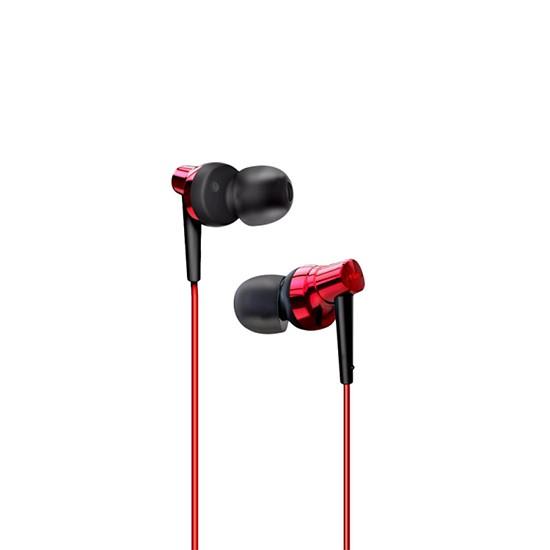 Remax Earphones RM-575 Pro red