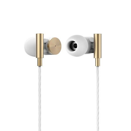 Изображение Remax metal HIFI earphone RM-530 gold