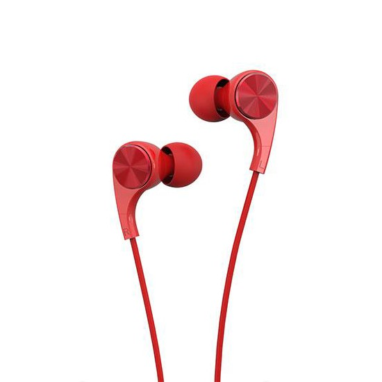 Remax Wired Earphone RM-569 red