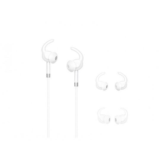 Hoco Sports Sound Universal Earphones M15 white