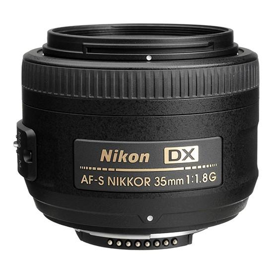 Изображение Nikkor 35mm f/1.8G