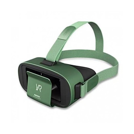 Remax VR BOX RT-V05 green