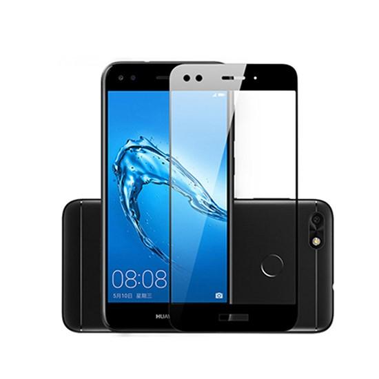 Glass Pro+ Full Screen Tempered Glass Huawei P9 lite Mini 2017 black