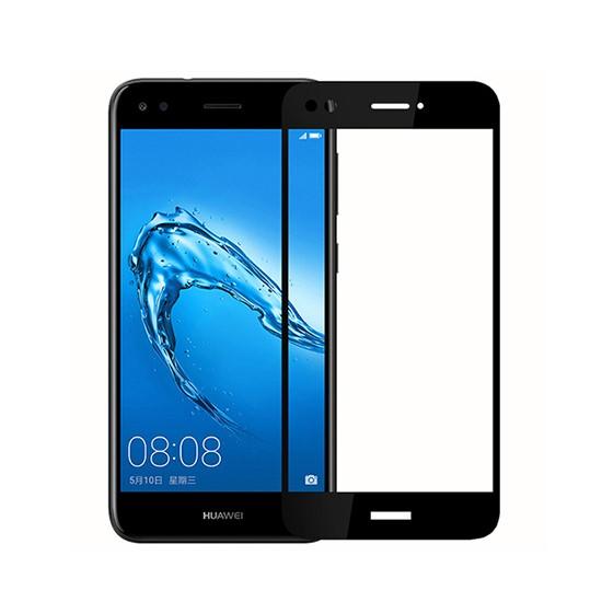 Изображение Glass Pro+ Full Screen Tempered Glass Huawei Y6 2018 black