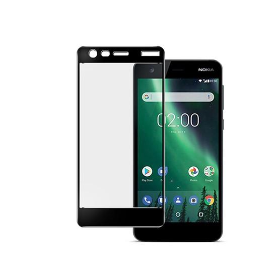 Glass Pro+ Full Screen Tempered Glass Nokia 2 black