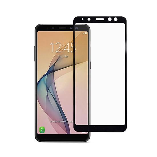 Изображение Glass Pro+ Full Screen Tempered Glass Samsung A530 Galaxy A8 2018 black