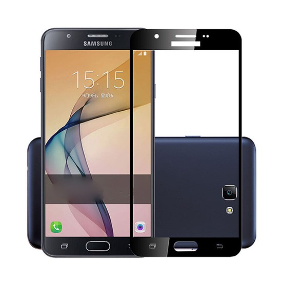 Glass Pro+ Full Screen Tempered Glass Samsung G570 Galaxy J5 Prime black