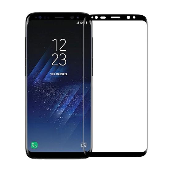 Изображение Glass Pro+ Full Screen Tempered Glass Samsung G965 Galaxy S9+ black