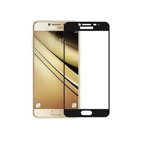 Glass Pro+ Full Screen Tempered Glass Samsung Galaxy J7 Duo 2018 black