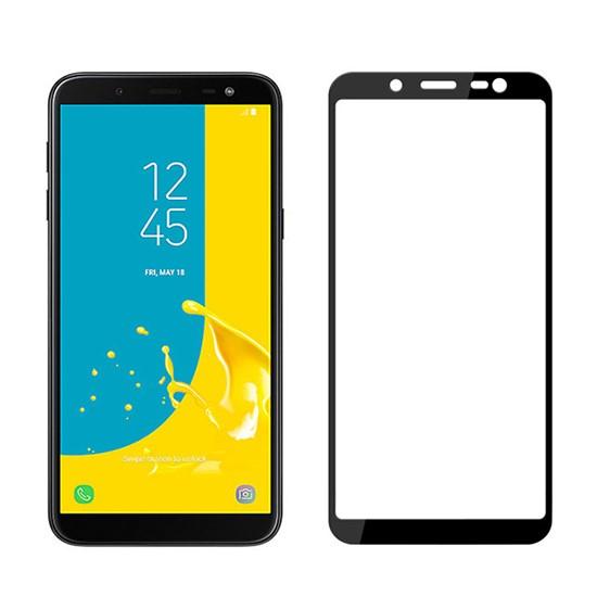 Glass Pro+ Full Screen Tempered Glass Samsung J600 Galaxy J6 2018 black