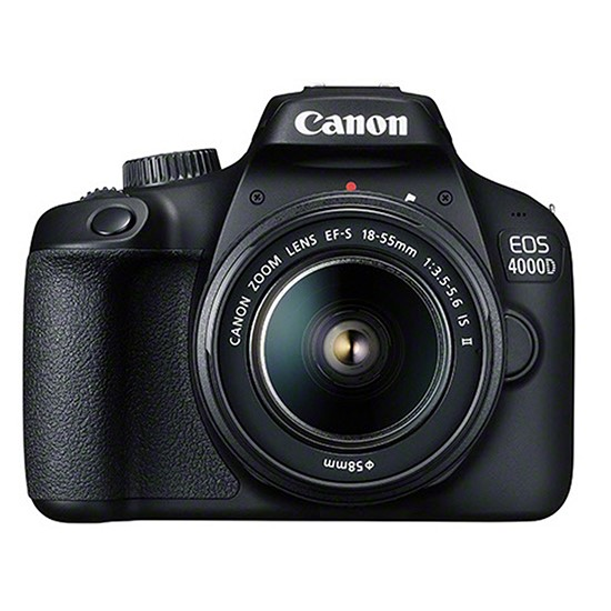 Canon EOS 4000D EF-S 18-55 III KIT Black