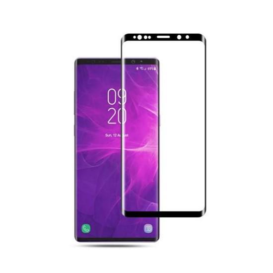 Изображение Glass Pro+ Full Screen Tempered Glass Samsung N960 Galaxy Note 9 black
