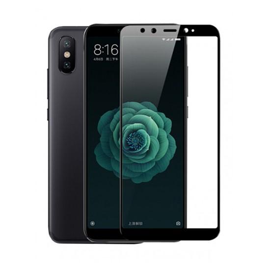 Glass Pro+ Full Screen Tempered Glass Xiaomi MI A2 black