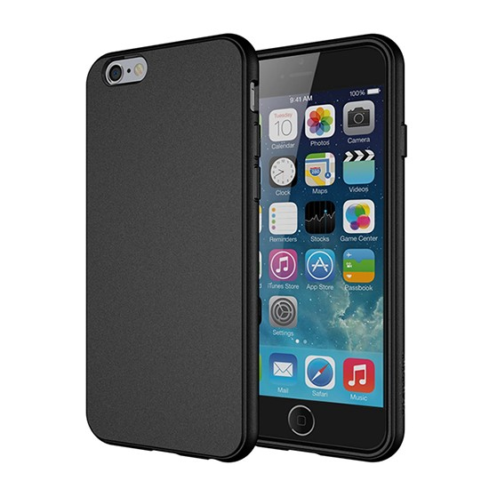 Изображение Hoco Back Cover Fascination Series Apple iPhone 6 Plus/6S Plus black