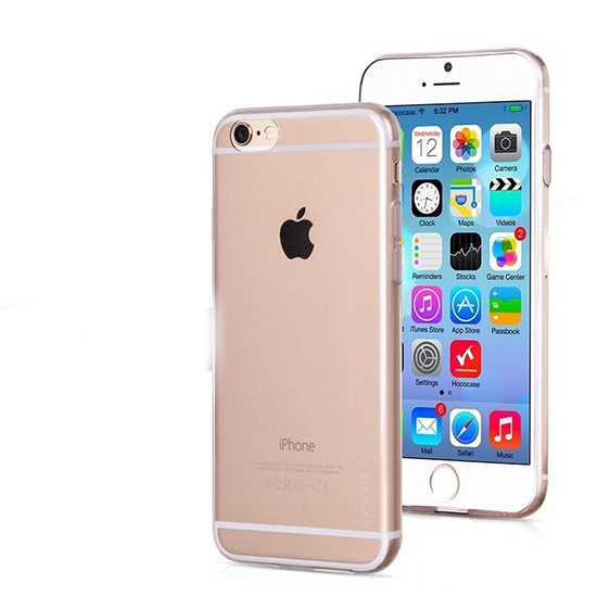 Изображение Hoco UltraSlim TPU Case iPhone 6 Plus gold