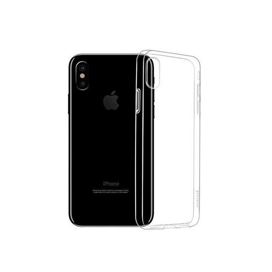 Hoco UltraSlim TPU Case iPhone X transparent