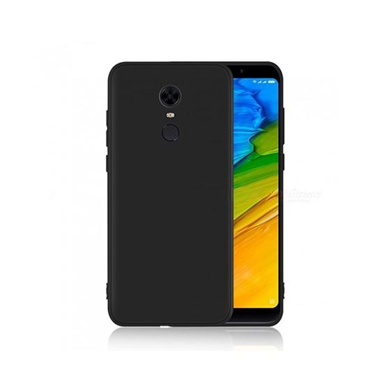 Изображение Hoco Back Cover Fascination Series Xiaomi Redmi 5 black