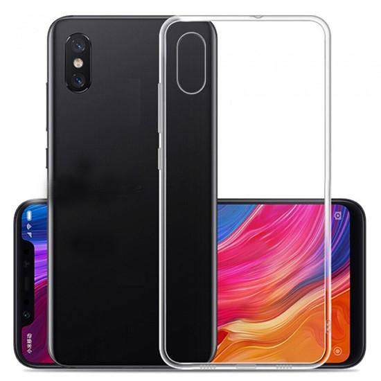 Hoco UltraSlim TPU Case Xiaomi Mi8 transparent